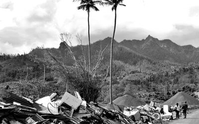 The endless hurricane: Documenting life in the shelters one year and half after Maria hit Dominica