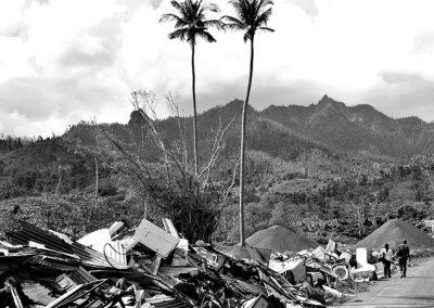 8 endless hurricane dominica, Briones