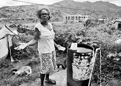 9 endless hurricane dominica, Briones