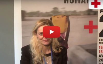 Cristina Romanelli – World Conference – French Red Cross