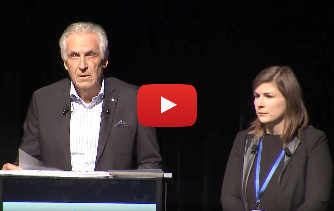 The closing speech – Pr. Jean-Jacques ELEDJAM
