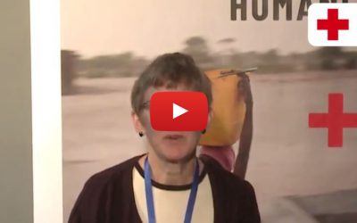 Susan CLAYTON – World Conference – French Red Cross