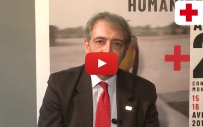 Dr Francesco Rocca : the Red Cross movement has a role to play