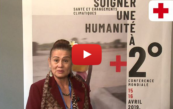 Jacqueline Deroin de Gaillande : : we must act now!
