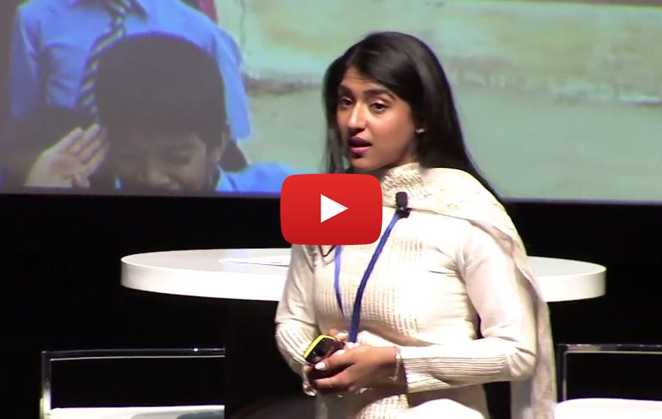 Priya Prakash : promouvoir une éducation à la santé et à la planète dans les écoles indiennes